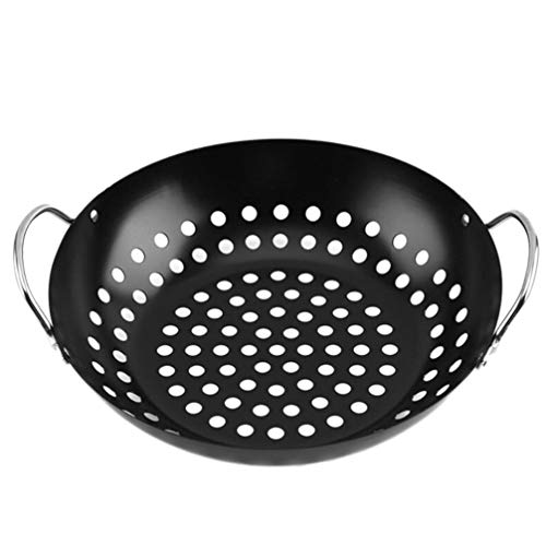 Top 9 Grilling Vegetable Basket – Contact Grills