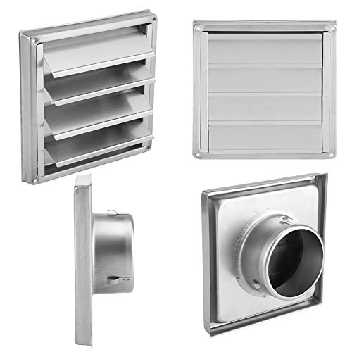 Top 9 Exhaust Fan and Louver – Clothes Dryer Replacement Vents