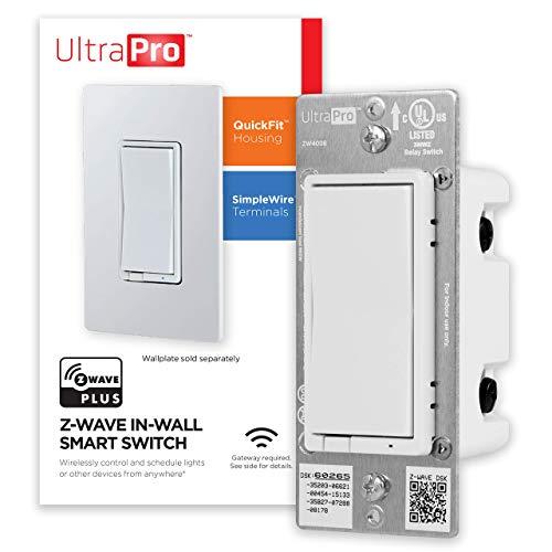 Top 10 Z-Wave Light Switch – Ceiling Fan Wall Controls