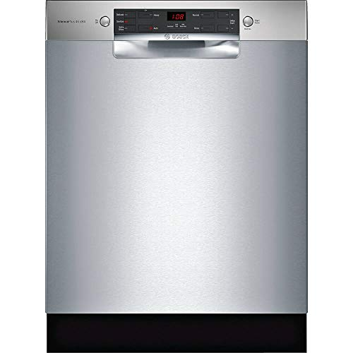 Top 9 Bosch Dishwasher 300 Series Stainless Steel – Built-In Dishwashers