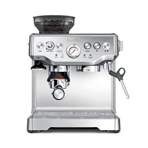 Top 10 Breville Cappuccino Machine – Semi-Automatic Espresso Machines