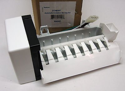 Top 10 KitchenAid Ice Maker Replacement 2198597 – Refrigerator Replacement Ice Makers