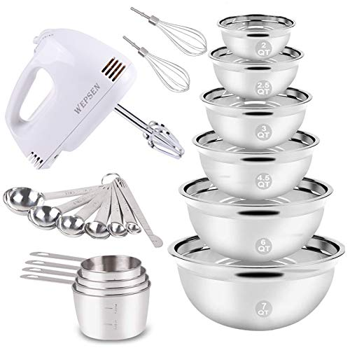 Top 10 Mixing bowls with Lids – Kitchen Utensils & Gadgets