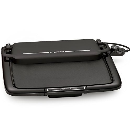 Top 9 Griddle with Warming Tray – Contact Grills