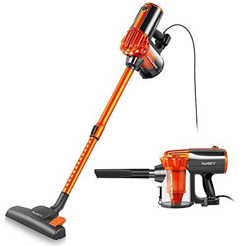 Top 10 Laminate Floor Vacuum – Stick Vacuums & Electric Brooms