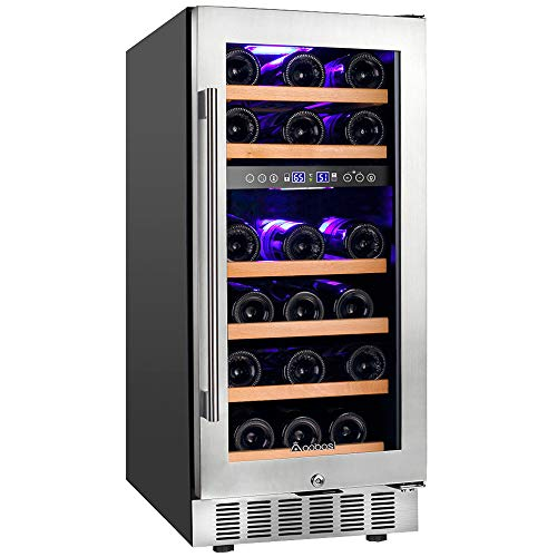 Top 10 Aobosi Wine Cooler – Freestanding Wine Cellars