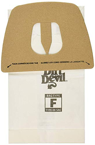 Top 3 Dirt Devil Vacuum Bags – Replacement Upright Vacuum Bags