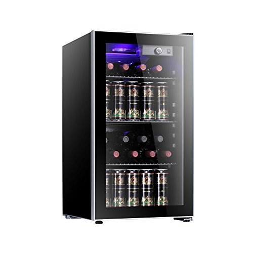 Top 10 Wine and Beer Cooler Refrigerator – Freestanding Wine Cellars