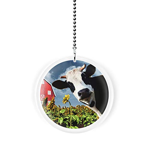 Top 10 Cows And Sunflowers Decor – Ceiling Fan Pull Chain Ornaments