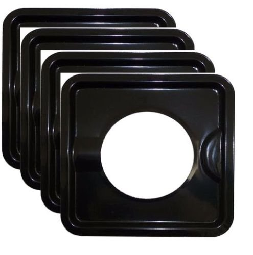 Top 9 Gas Stove Top Covers 4 Burners – Range Replacement Drip Pans