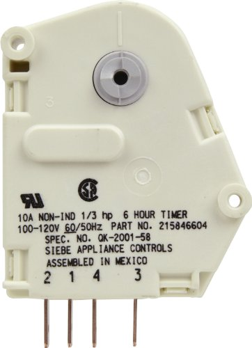 Top 8 Defrost Timer For Frigidaire Refrigerator – Refrigerator Parts & Accessories