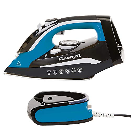 Top 10 Cordless Iron with Steam Power XL – Irons
