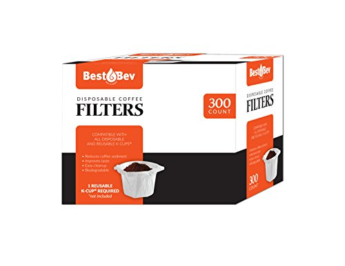 Top 10 Kcup Filters Disposable 300 – Disposable Coffee Filters
