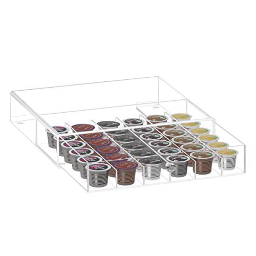 Top 10 Clear Drawer Organizers – Coffee Pod Holders