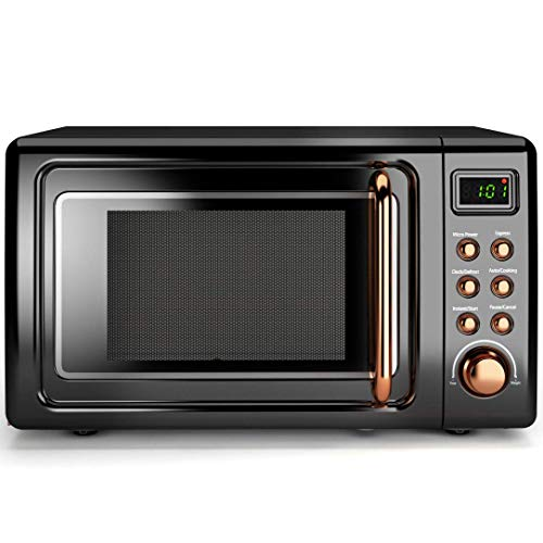 Top 9 Rose Gold Microwave – Countertop Microwave Ovens