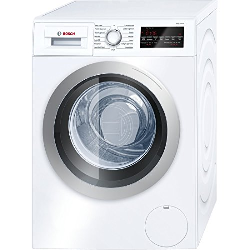 Top 5 Bosch Front Load Washer – Home & Kitchen