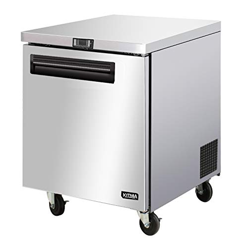Top 9 Commercial Undercounter Freezer – Upright Freezers