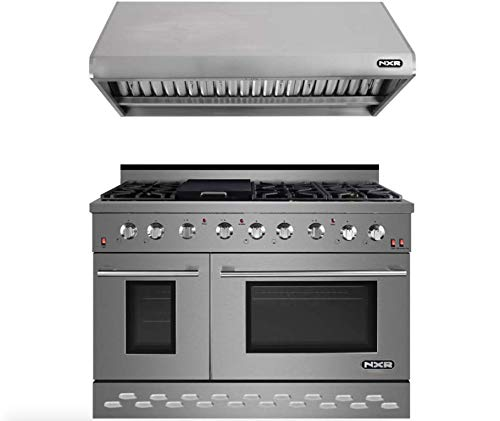 Top 10 NXR 48 Gas Range – Freestanding Ranges