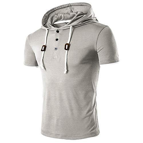 Top 10 Hoodie T Shirts For Men Short Sleeve – Slide-In Ranges