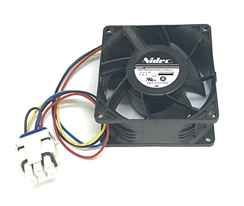 Top 6 WR60X10341 Evaporator Fan Motor – Refrigerator Replacement Motors