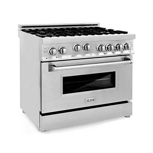 Top 10 ZLINE 36 Inch Gas Range – Freestanding Ranges