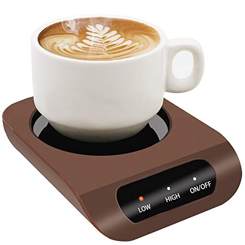 Top 10 Technology Gifts for Men – Tea & Espresso Beverage Warmers