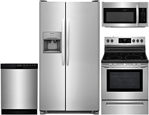Top 8 Kitchen Packages Stainless Steel 4 Piece – Refrigerators