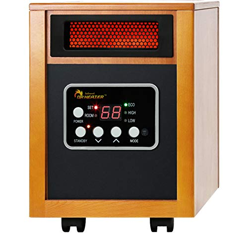 Top 10 Infrared Quartz Heater 1500w – Indoor Electric Space Heaters