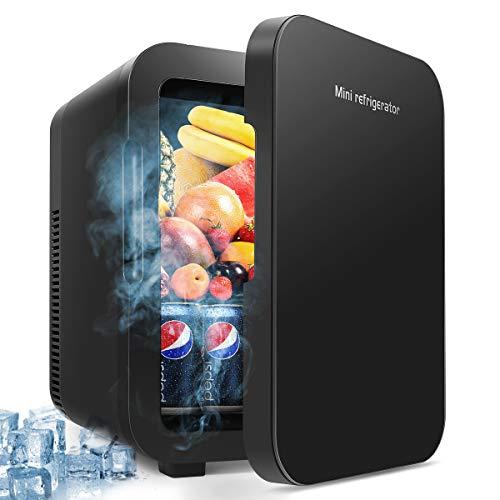 Top 10 Mini Portable freezer Only – Beverage Refrigerators