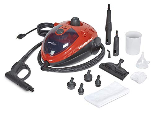 Top 10 Detail Equipment for Cars – Steam Cleaners