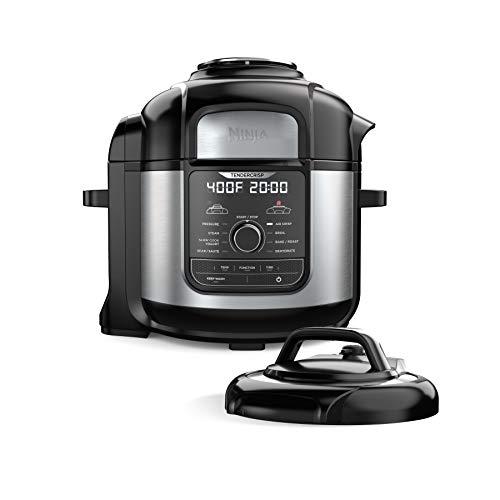Top 10 Nija Foodie Grill Accessories Rack Reversal – Electric Pressure Cookers