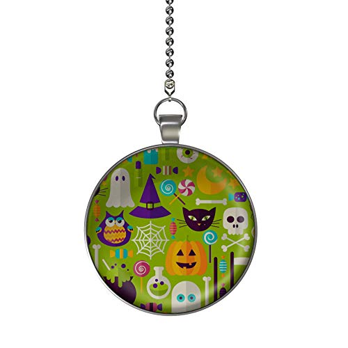 Top 10 Halloween Home Decor – Ceiling Fan Pull Chain Ornaments