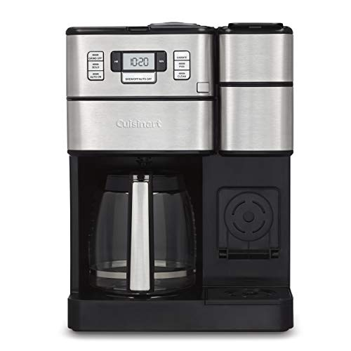 Top 10 Grind and Brew Coffee Machines Single Serve Cuisinart – Coffee Machines