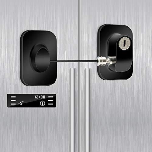Top 10 Refrigerator Door Lock – Cabinet Locks & Straps