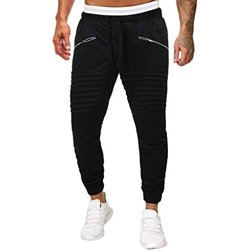 Top 10 Athletic Pants for Men with Pockets – Men's Sports Sweatpants