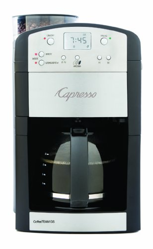Top 10 Capresso Coffee Maker – Coffee Machines