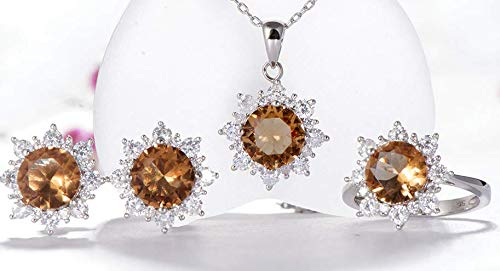 Top 8 Earring and Necklace Set for Women – Household Fans