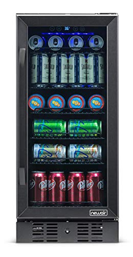 Top 10 Black Stainless Steel Beverage Refrigerator – Beverage Refrigerators