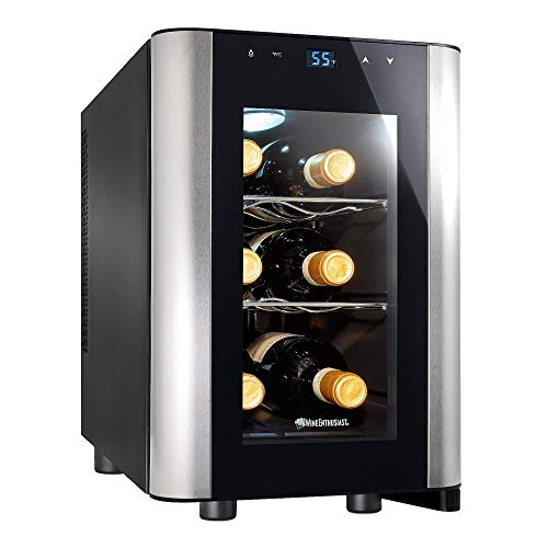 Top 10 Small Wine Refrigerator 6 Bottle – Freestanding Wine Cellars