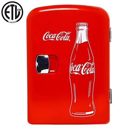 Top 10 Coca Cola Refrigerator Mini – Compact Refrigerators