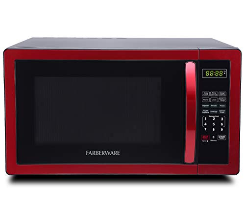 Top 9 Red Microwave Oven Countertop – Countertop Microwave Ovens