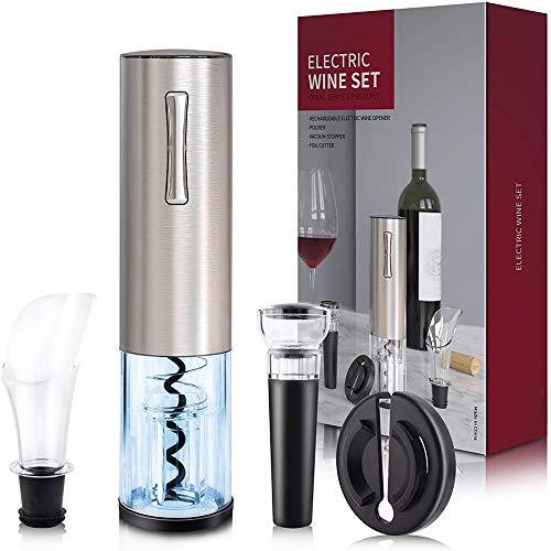 Top 10 In-bottle Wine Aerator – Electric Wine Bottle Openers
