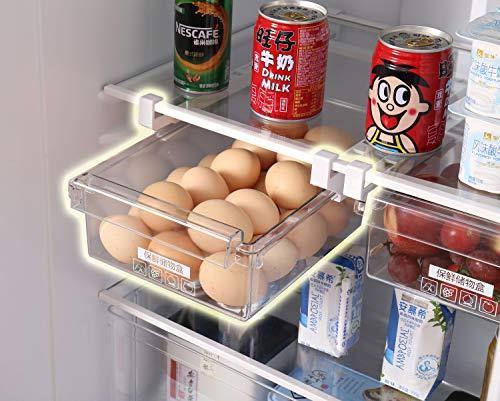 Top 10 Shelves Plastic Storage Rack – Refrigerator Egg Trays