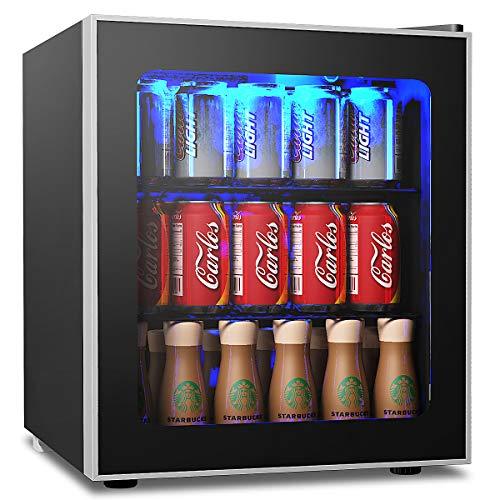 Top 9 Mini Fridge LED Light Monster – Beverage Refrigerators