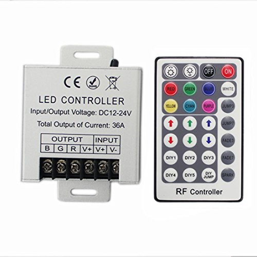 Top 10 5050 RGB LED Strip – Ceiling Fan Remote Controls