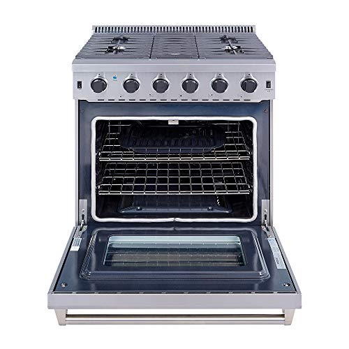 Top 10 Kitchen Aid Gas Stove – Freestanding Ranges