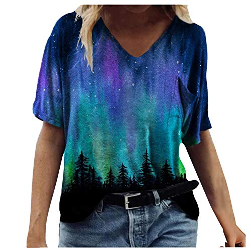 Top 10 Womens V Neck T Shirts Loose Fit Pack – Cooktops