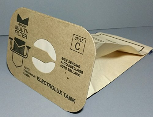 Top 9 Vacuum Bags Electrolux – Replacement Canister Vacuum Bags