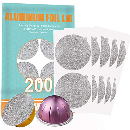 Top 10 Vertuoline Foil Seals – Reusable Coffee Filters