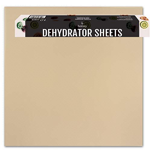 Top 10 Dehydrator Sheets Reusable – Specialty Kitchen Appliances
